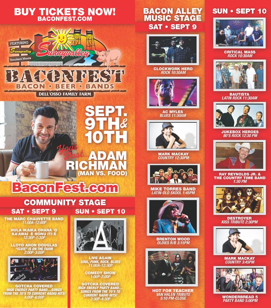 Bacon Fest 2017