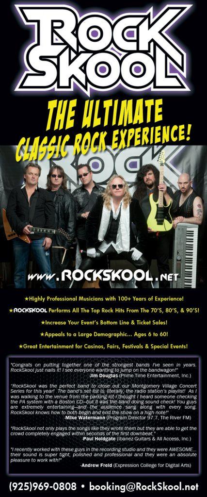 RockSkool Promo - 2012