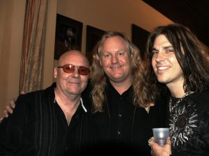 Ronnie Montrose, Randy Monroe, Keith St. John