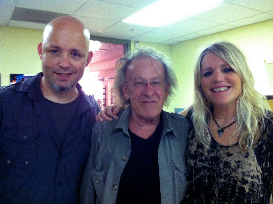Jude Gold, Paul Kantner, Cathy Richardson