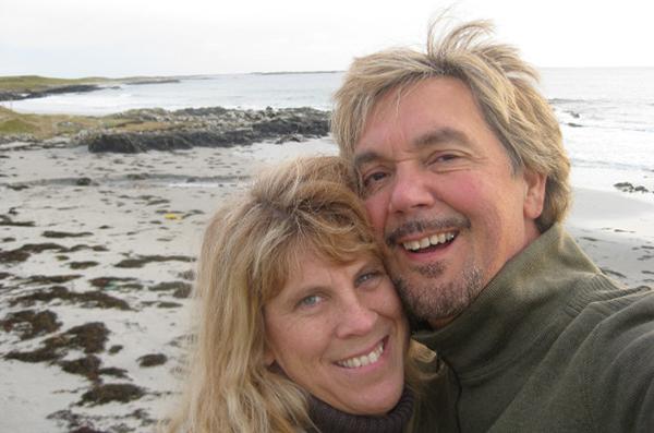Liza and David Lauser
